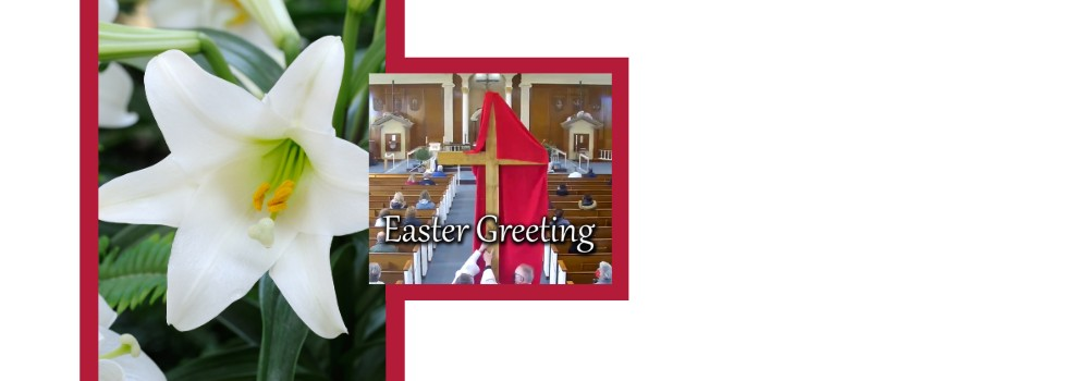Easter Greeting!